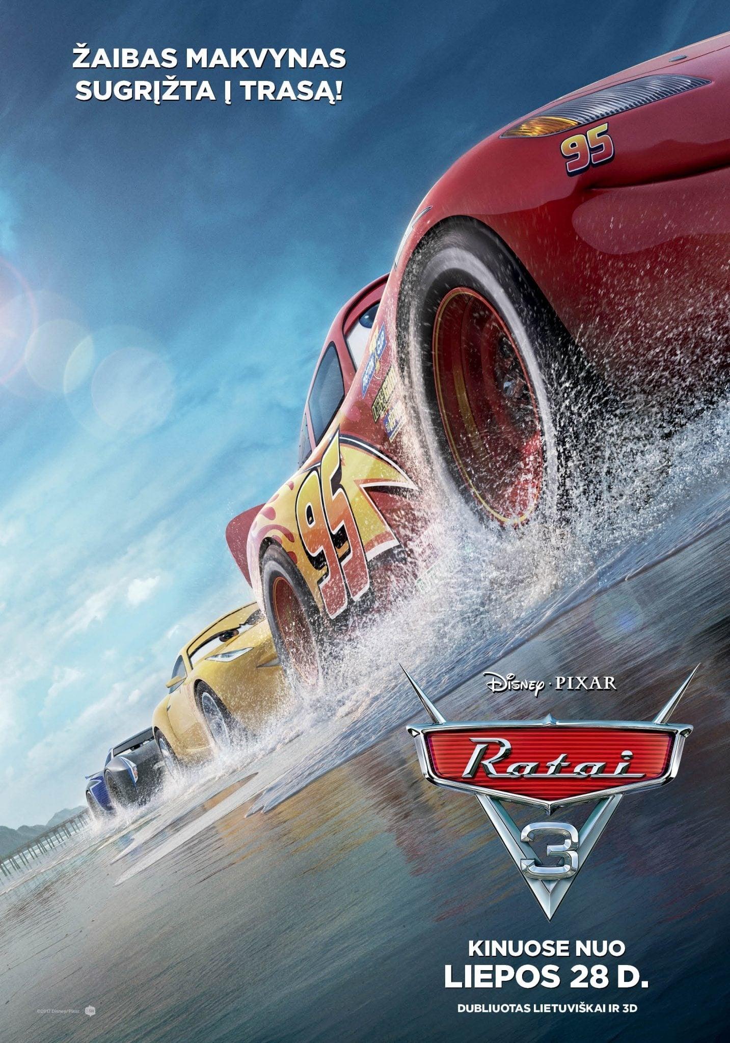 Ratai 3 / Cars 3 (2017)