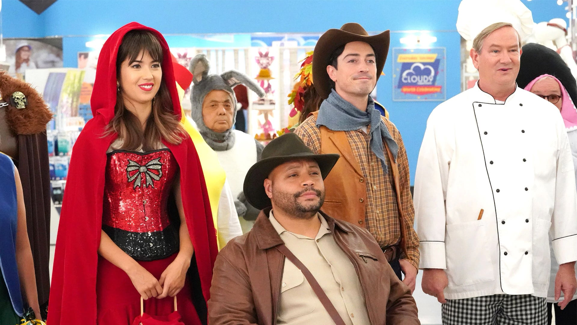 Superstore Season 5 :Episode 6  Trick-or-Treat