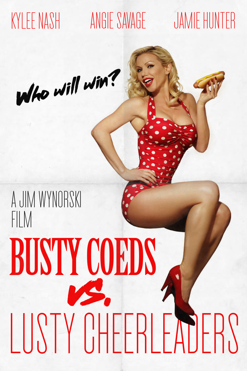 Busty Coeds vs. Lusty Cheerleaders (2011)