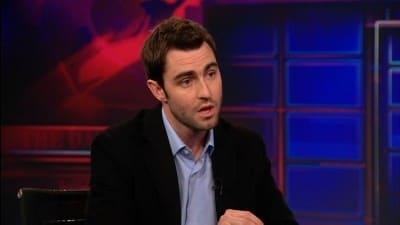 The Daily Show with Trevor Noah Season 17 :Episode 92  Ben Rattray