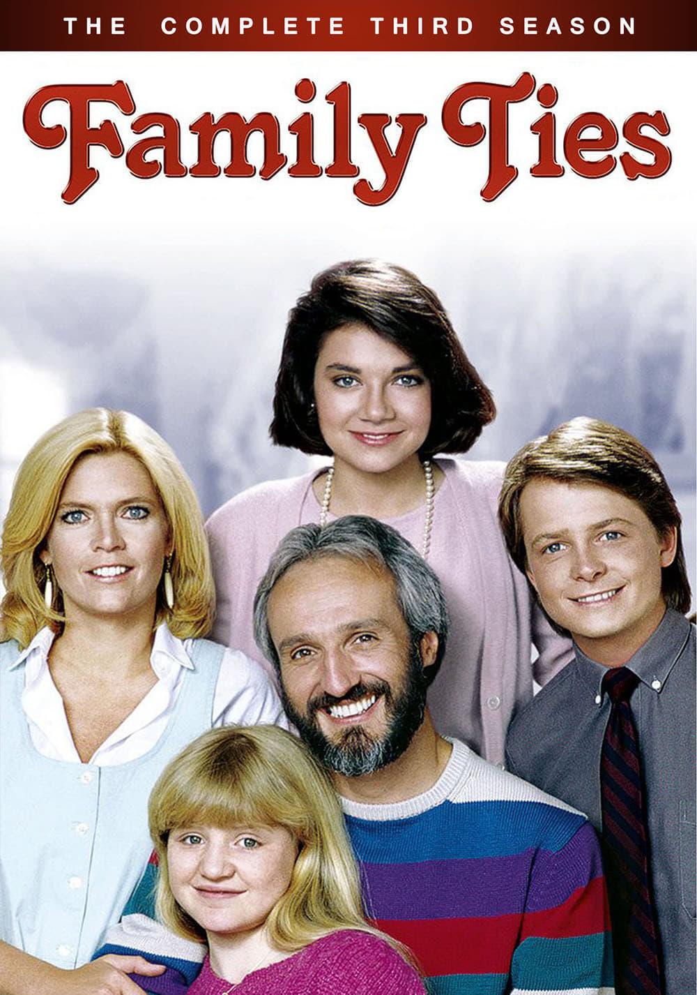 Family Ties Season 3
