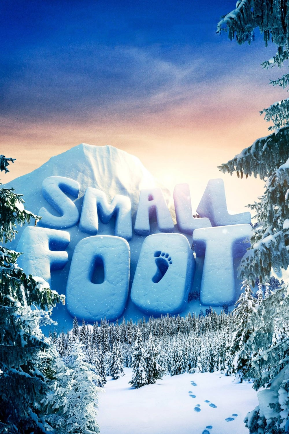 Poster and image movie Film Aventurile lui Smallfoot - Smallfoot - Smallfoot 2018