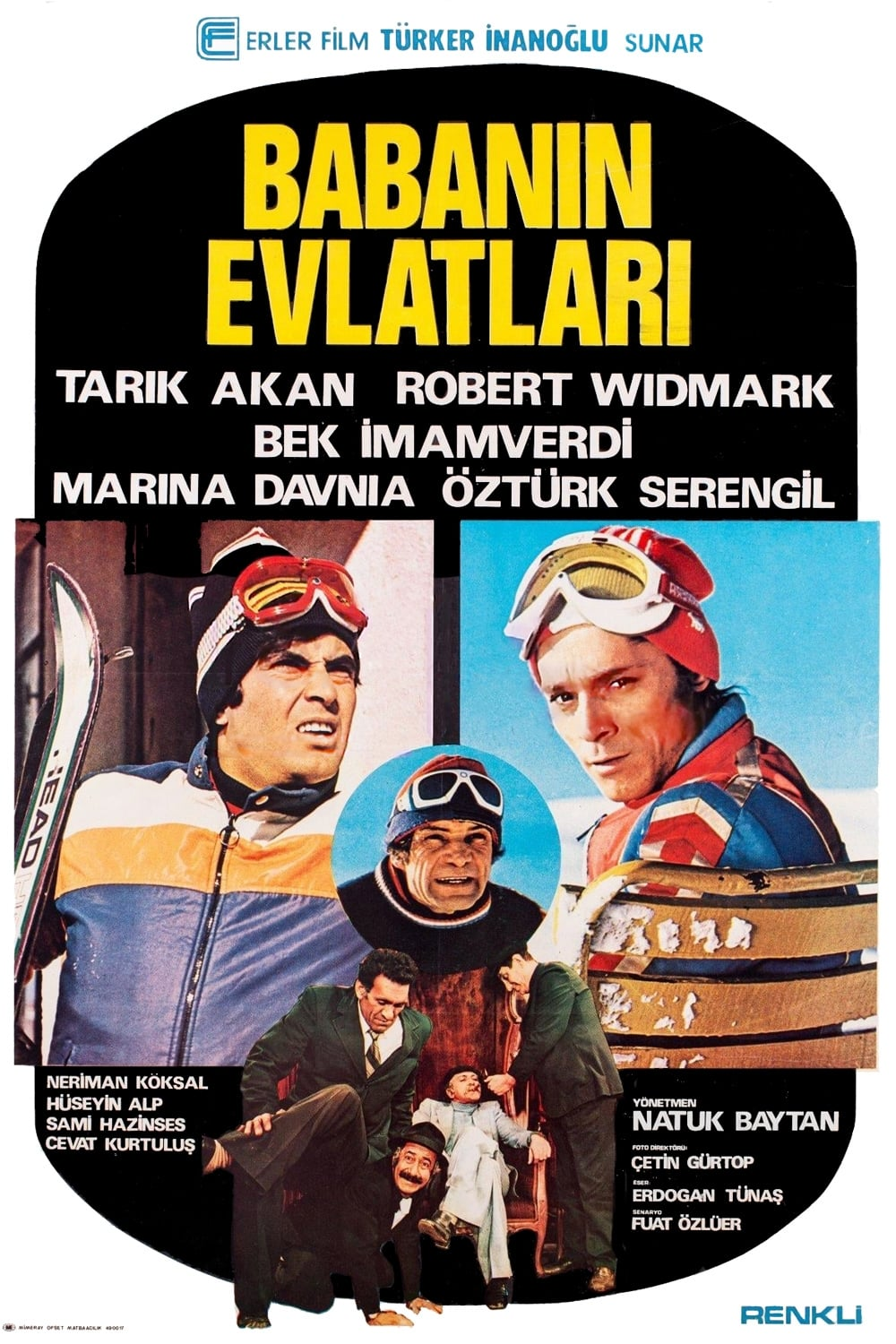 The Three Superboys in the Snow (1977)
