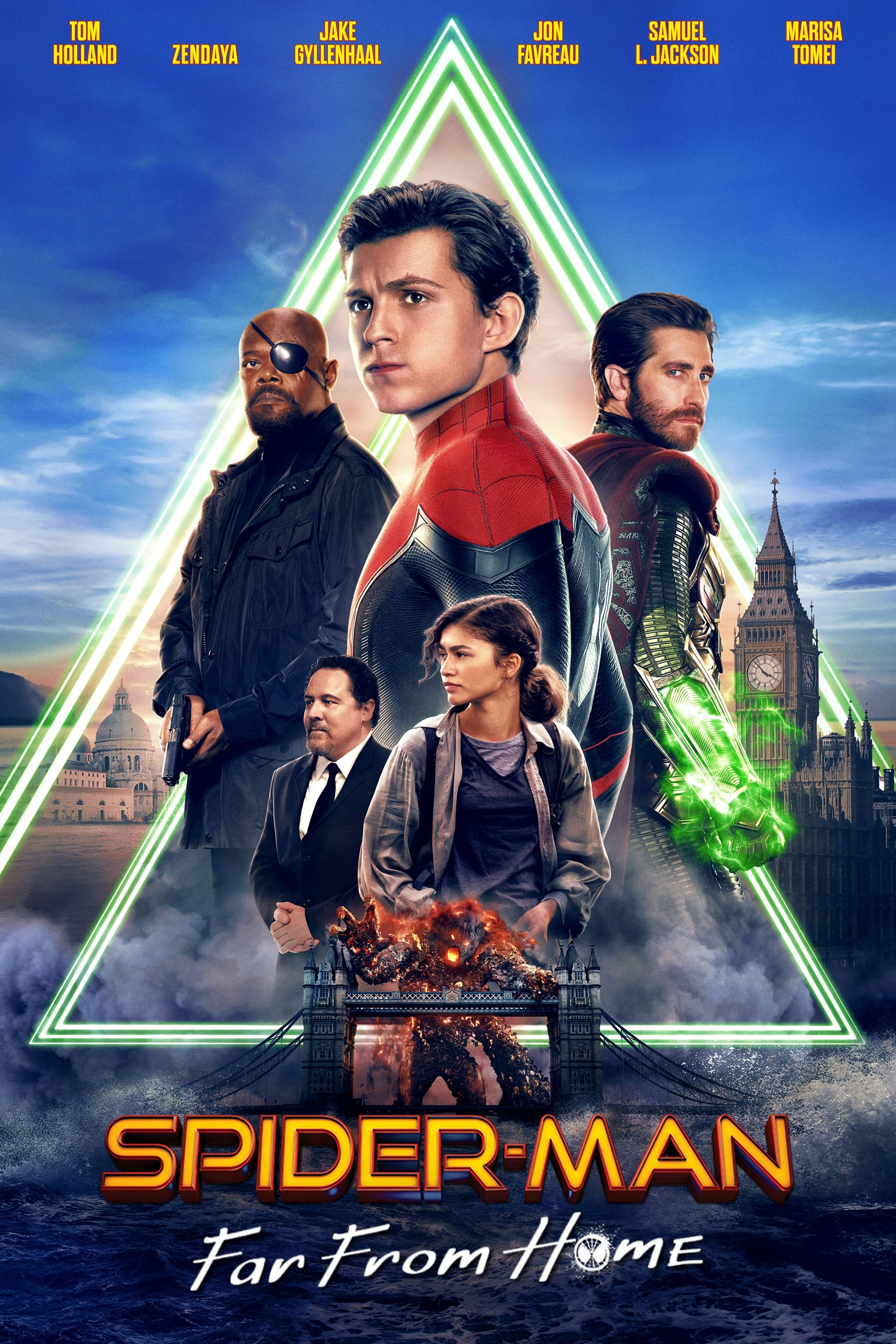 Spider-Man: Far from Home (2019) [Hindi 5.1+English 5.1] | x265 10Bit BluRay | 1080p | 720p | 480p | Download | Watch Online | GDrive | Direct Links
