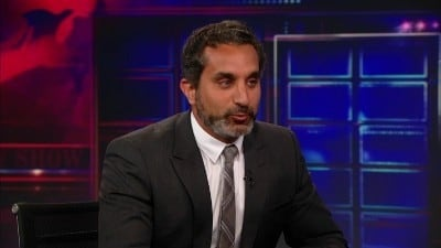 The Daily Show with Trevor Noah Season 17 :Episode 118  Bassem Youssef