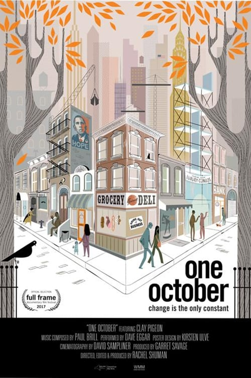 One October (2017)