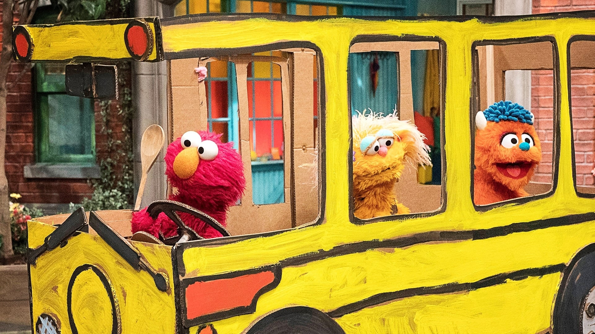 Sesame Street Season 49 :Episode 15  Rudy Rides the Bus