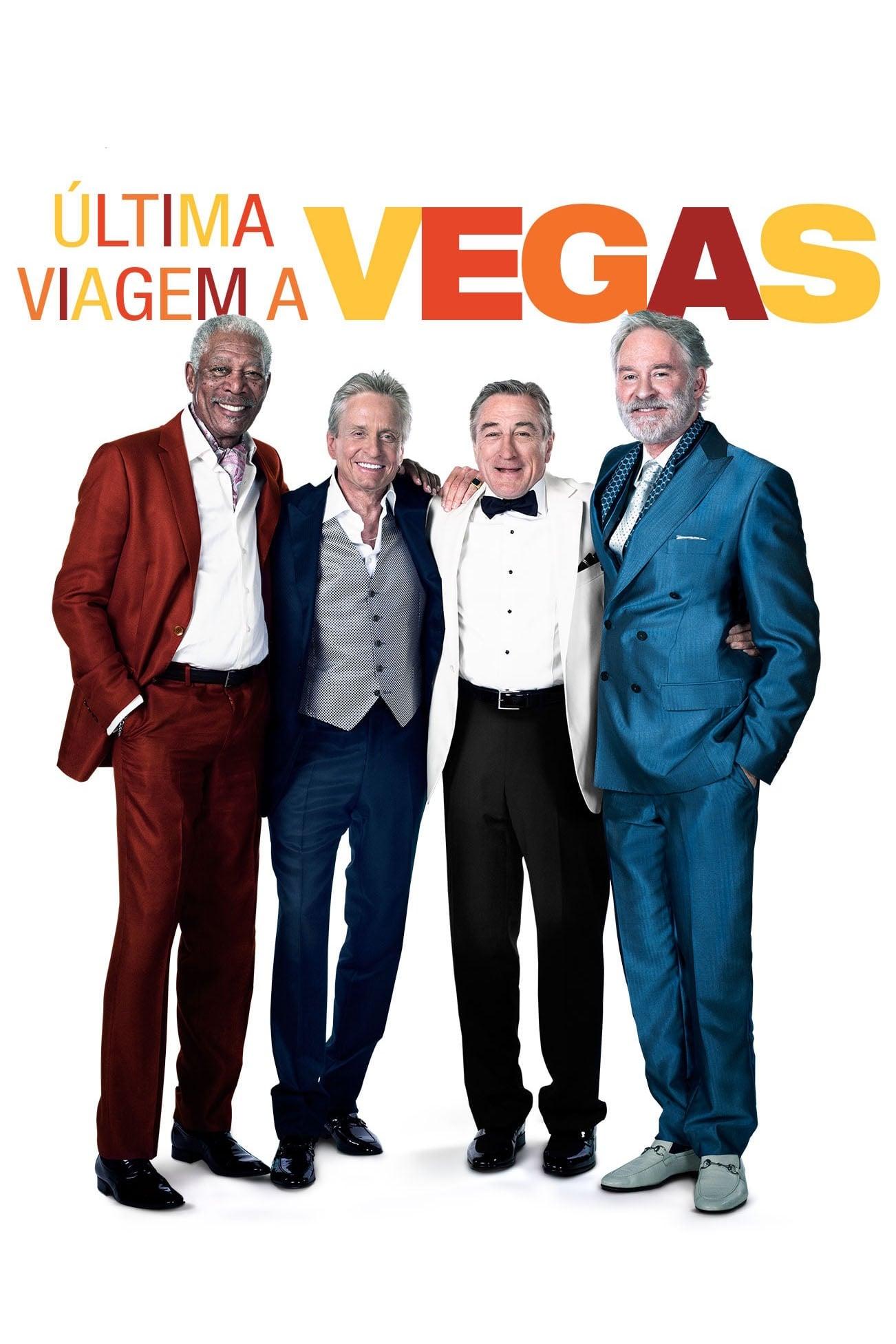 Última Viagem a Vegas Dublado