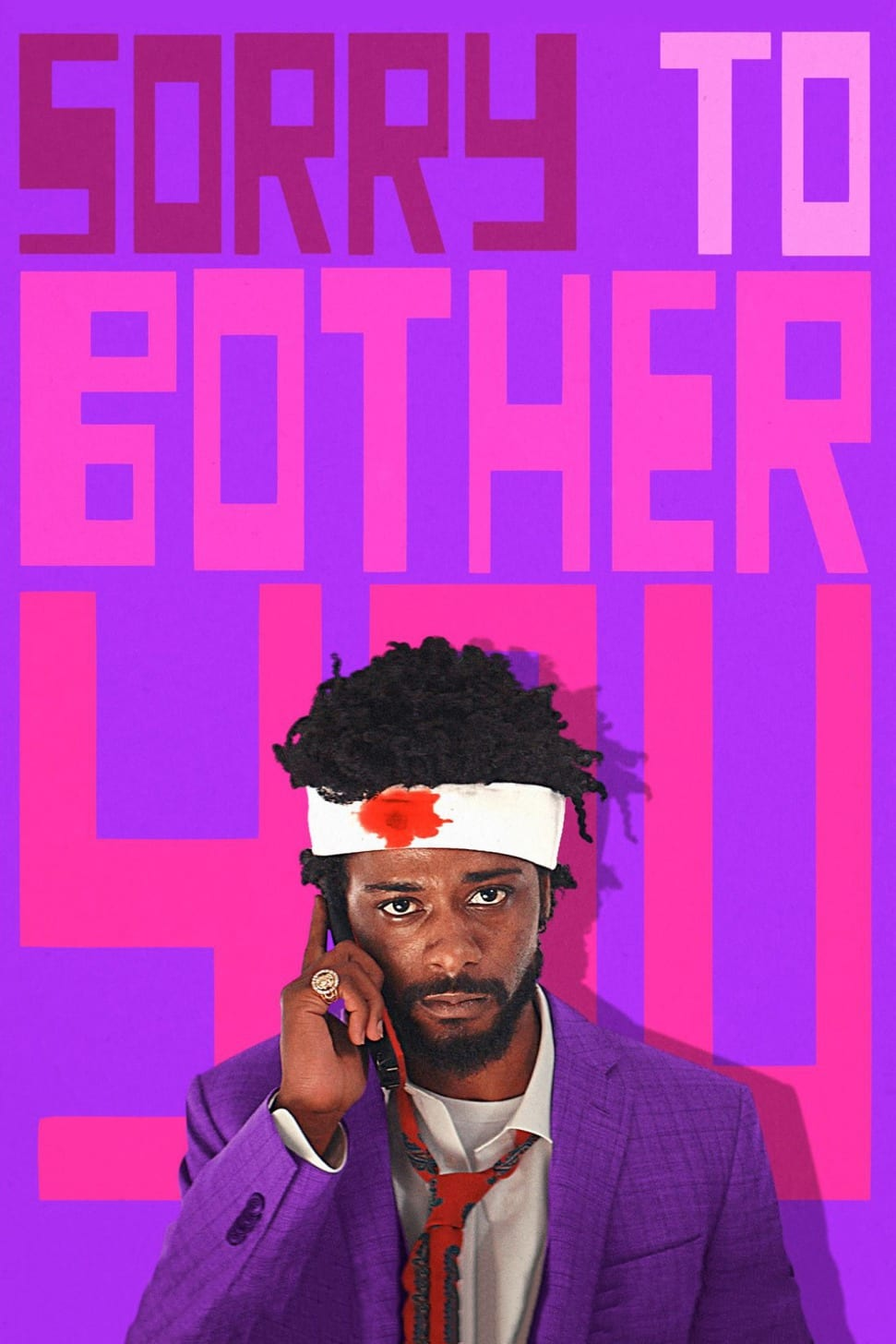 Poster and image movie Film Sorry to Bother You - Sorry to Bother You 2018