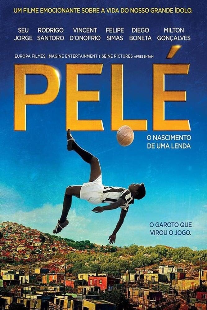 Imagem Pelé: O Nascimento de uma Lenda