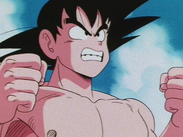 Dragon Ball Season 1 :Episode 144  There It Is! The Ultimate Mega Kamehameha
