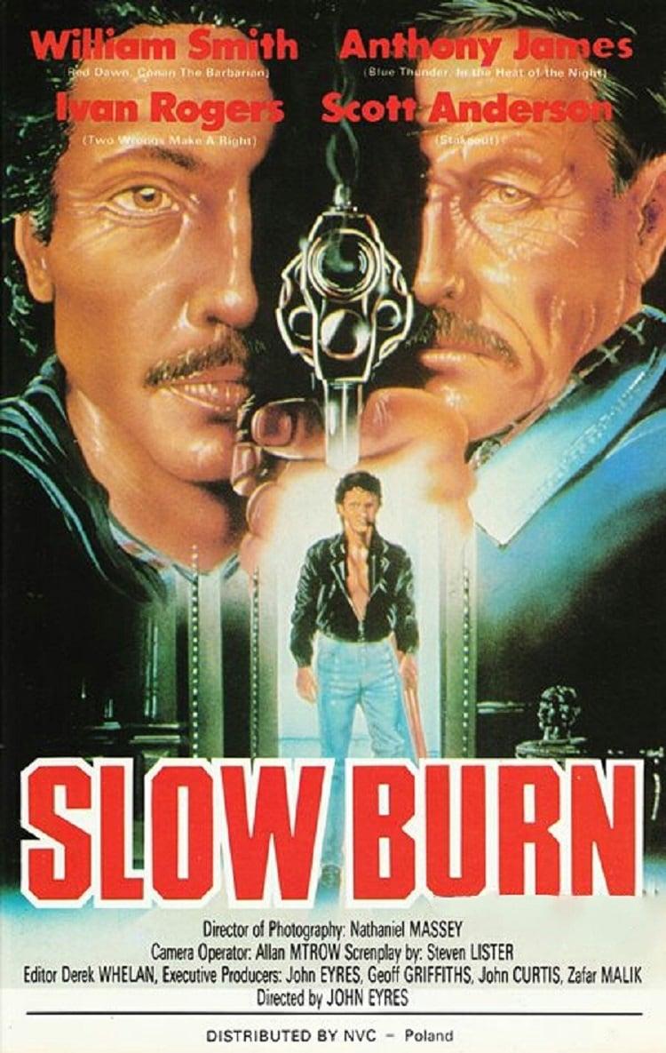 Ver Slow Burn Online HD Español (1990)