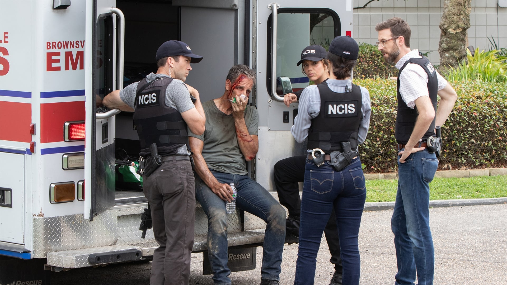 NCIS: New Orleans Season 5 :Episode 24  The River Styx, Part II