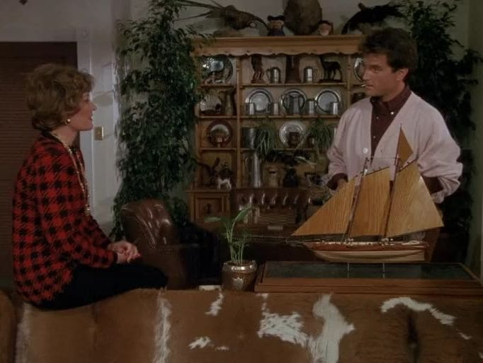 Murder, She Wrote Season 6 :Episode 9  Test of Wills