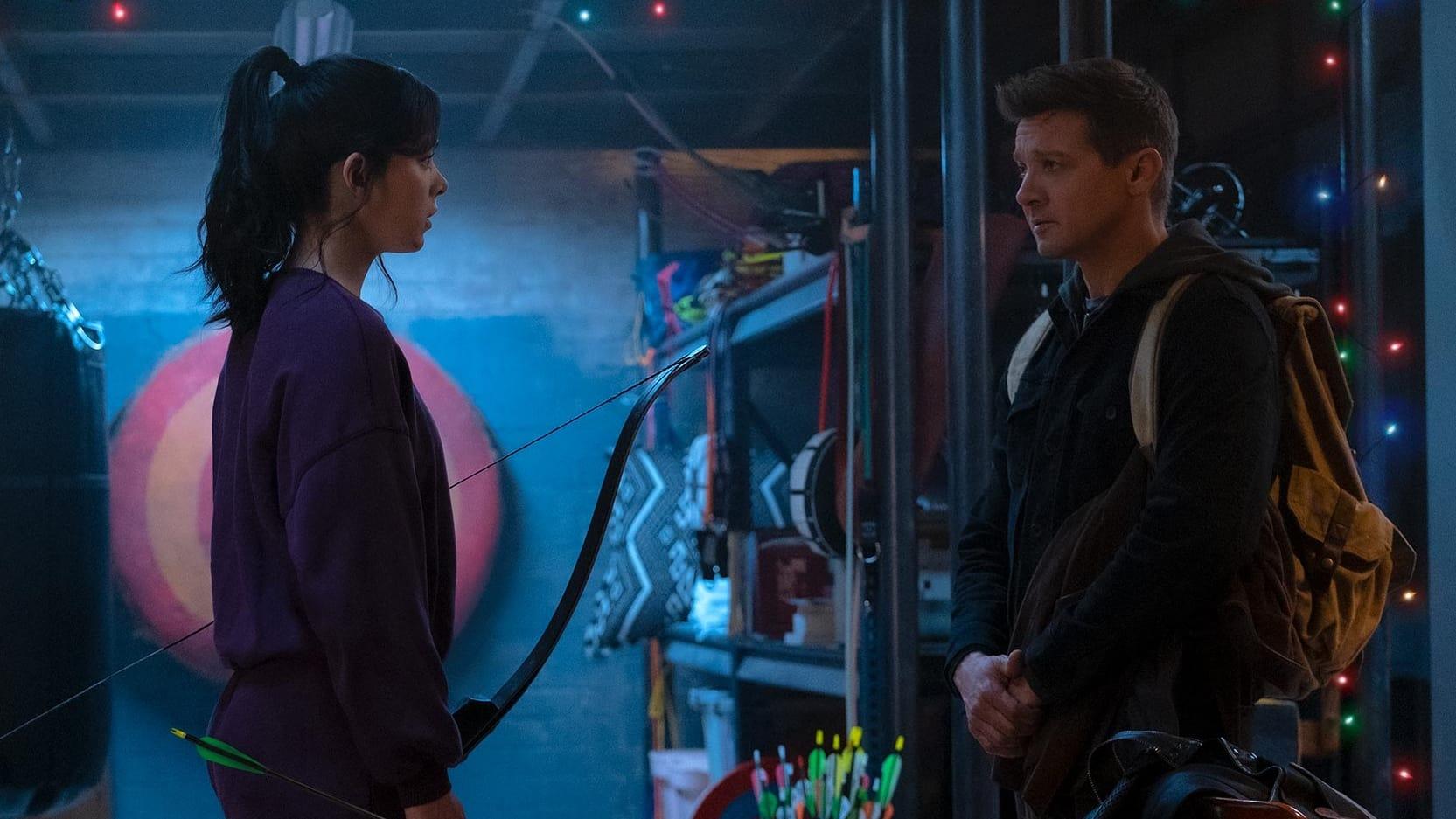 Marvel's Hawkeye eind november in première