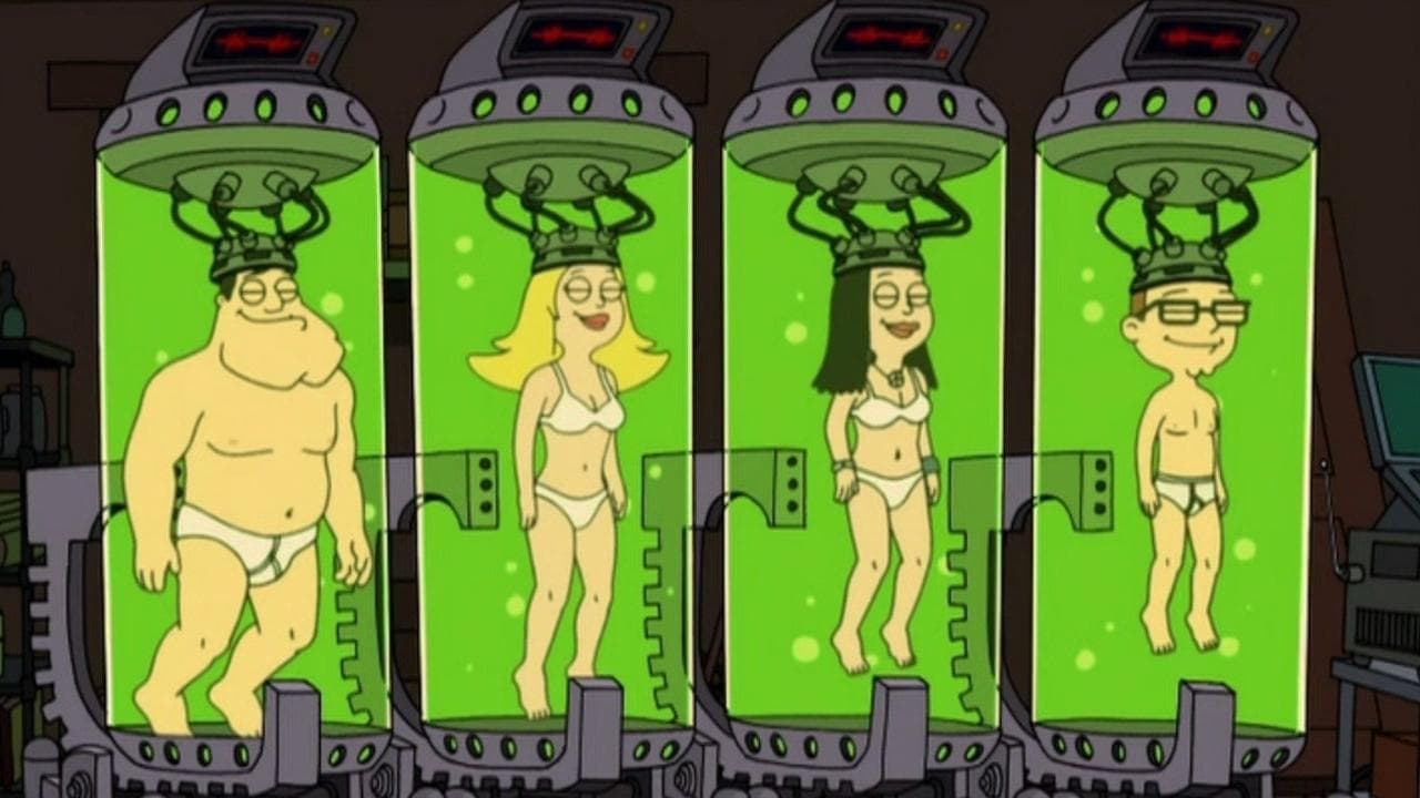 American Dad! Season 4 :Episode 1  The Vacation Goo