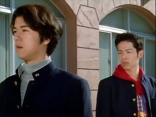 Super Sentai Season 21 :Episode 3  You've Got to Be Kidding Me!? A Humongous Nejire Beast