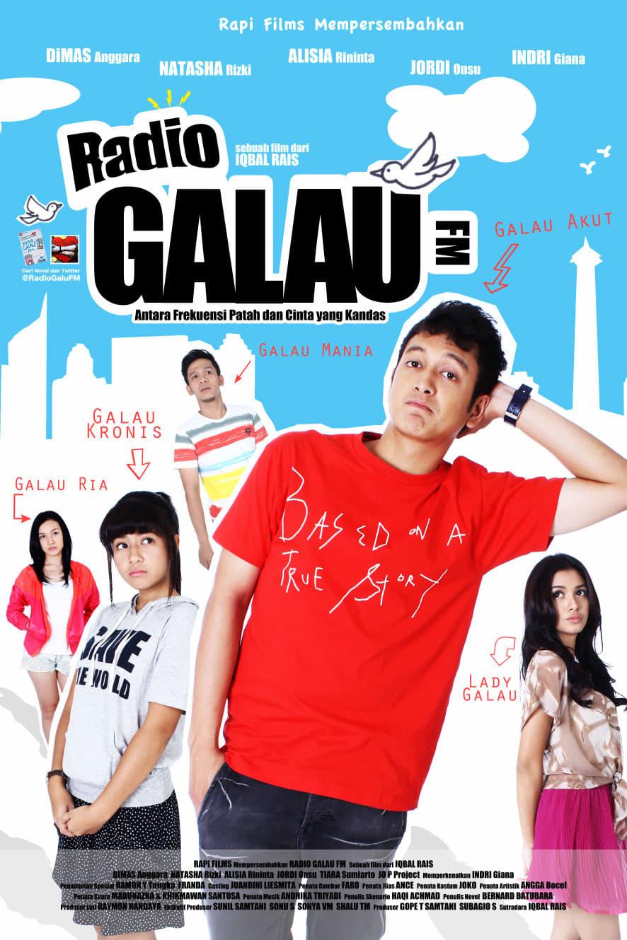 Ver Radio Galau FM Online HD Español (2012)