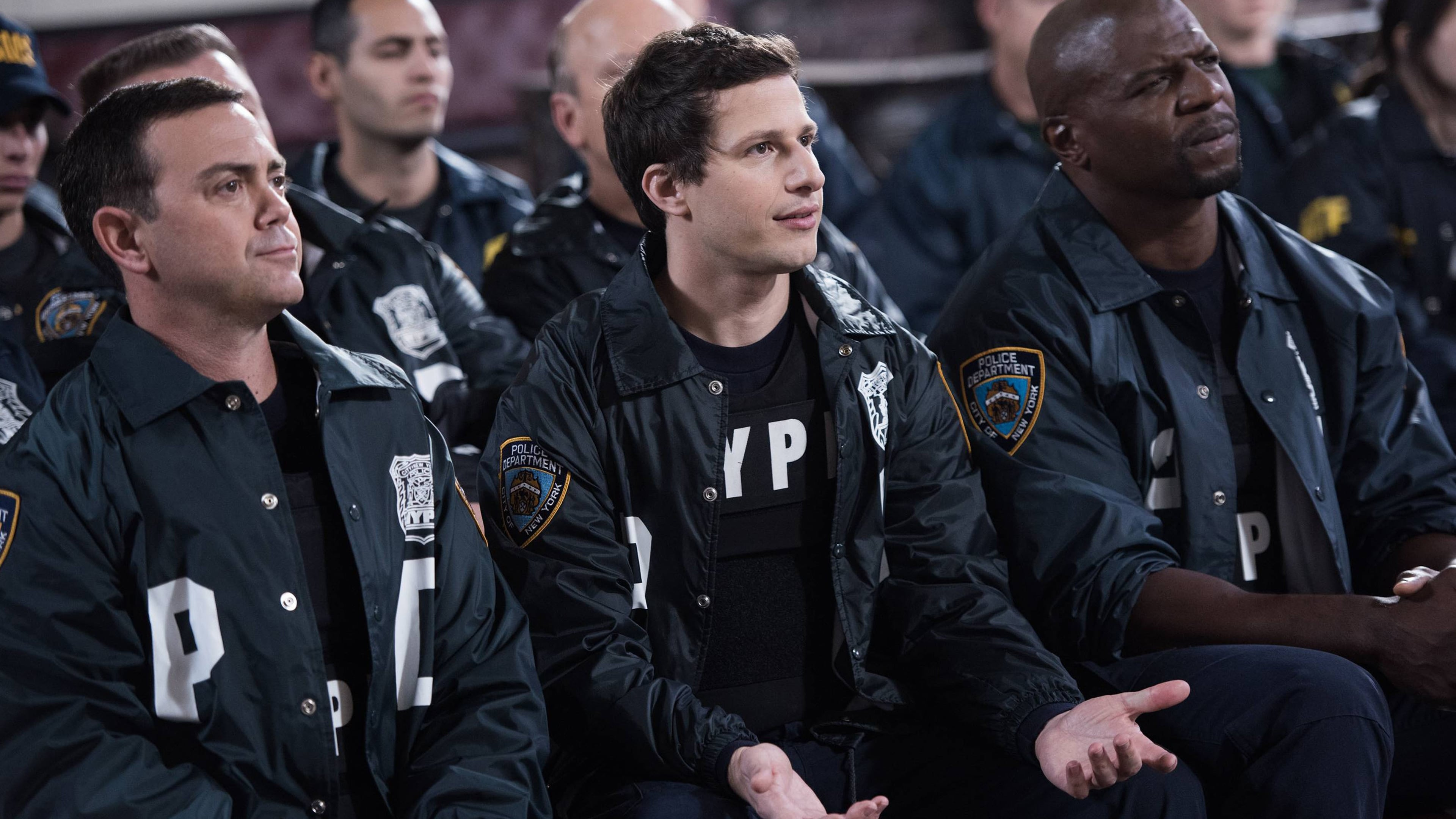 Brooklyn Nine-Nine Season 2 :Episode 15  Windbreaker City