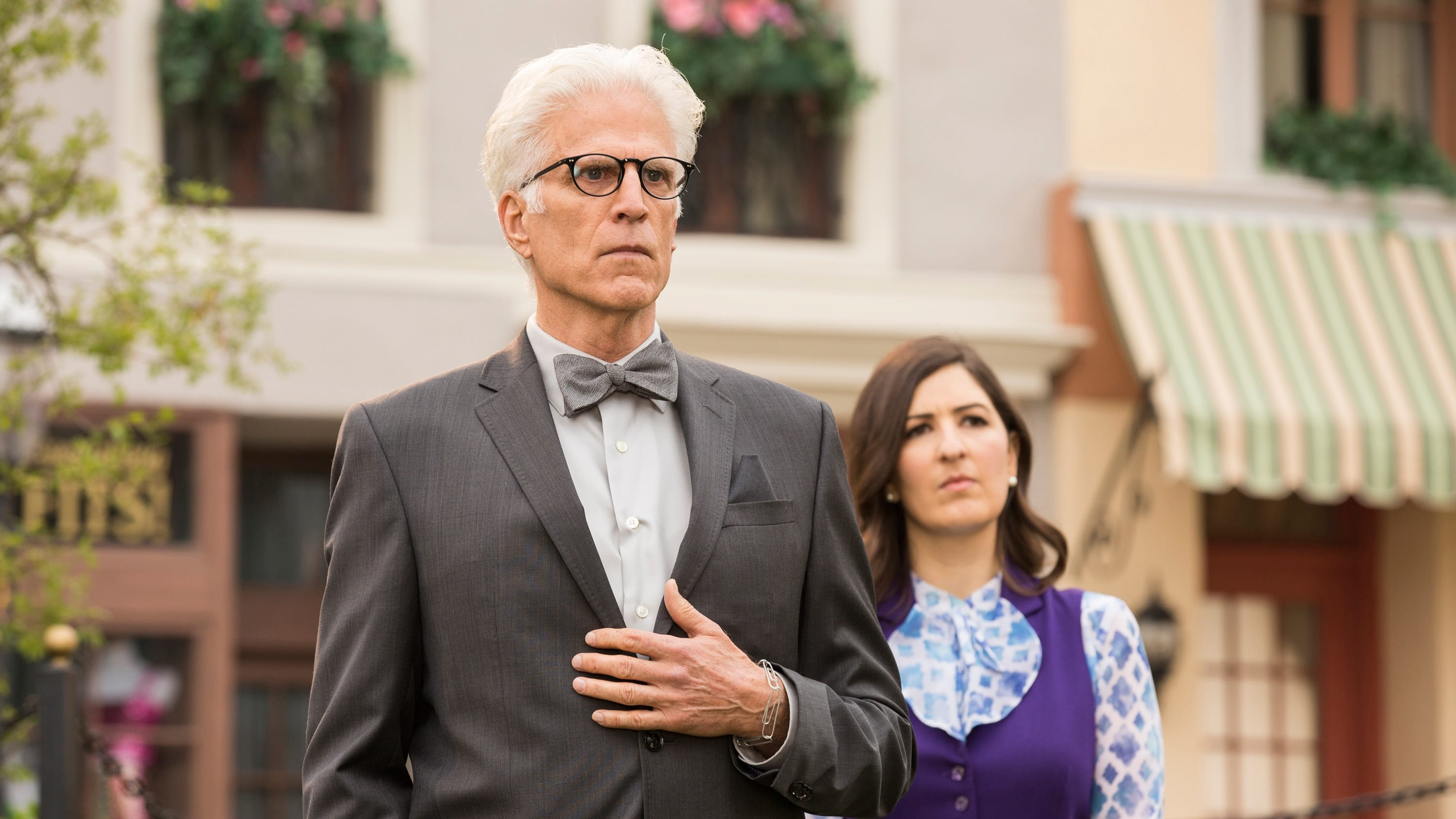 The Good Place - Season 1 Episode 6 : What We Owe to Each Other