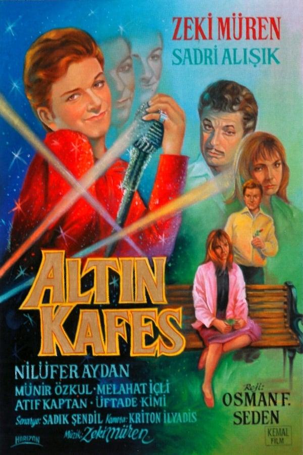 Ver Alt?n Kafes Online HD Español (1958)