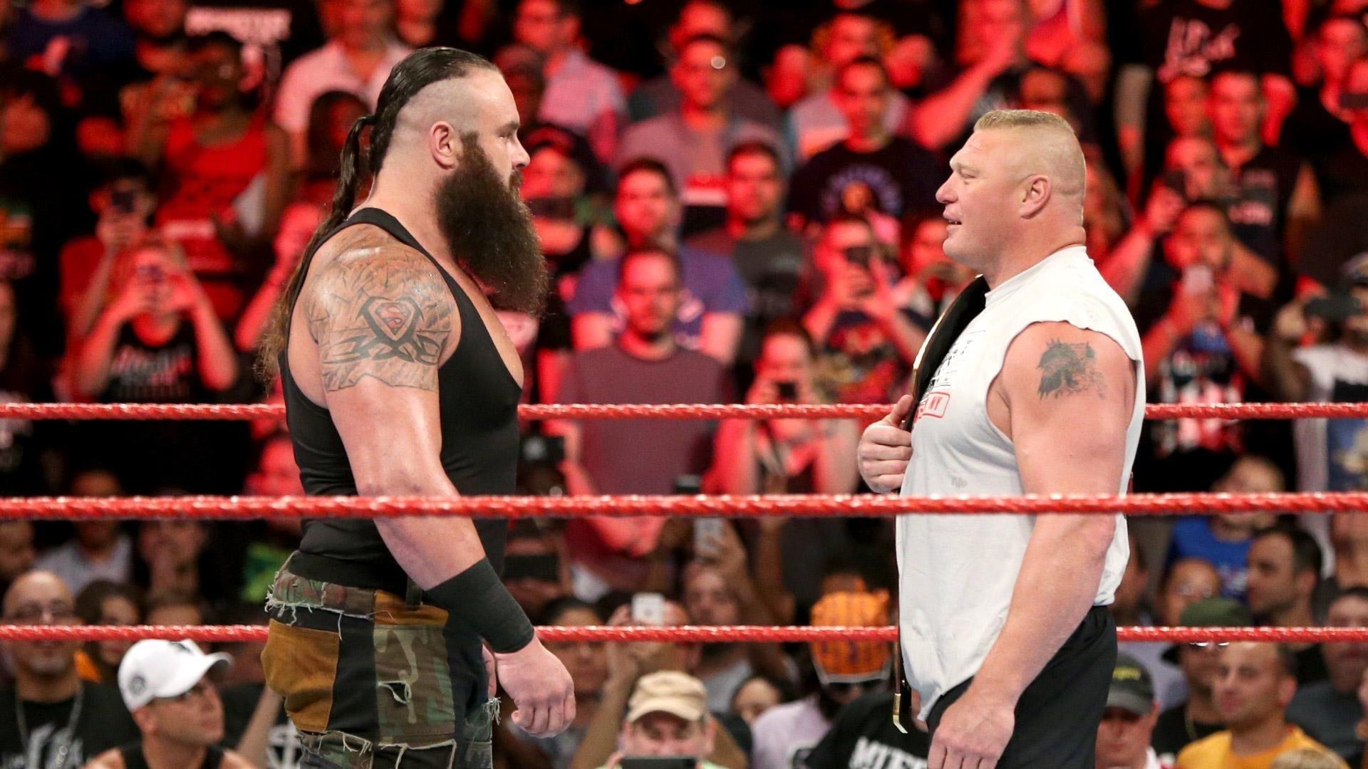 WWE Raw - Season 25 Episode 34 : August 21, 2017 (Brooklyn, NY)