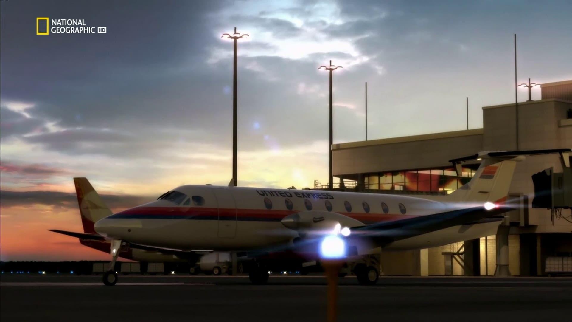 Mayday Season 15 :Episode 1  Fatal Transmission (United Express Flight 5925)