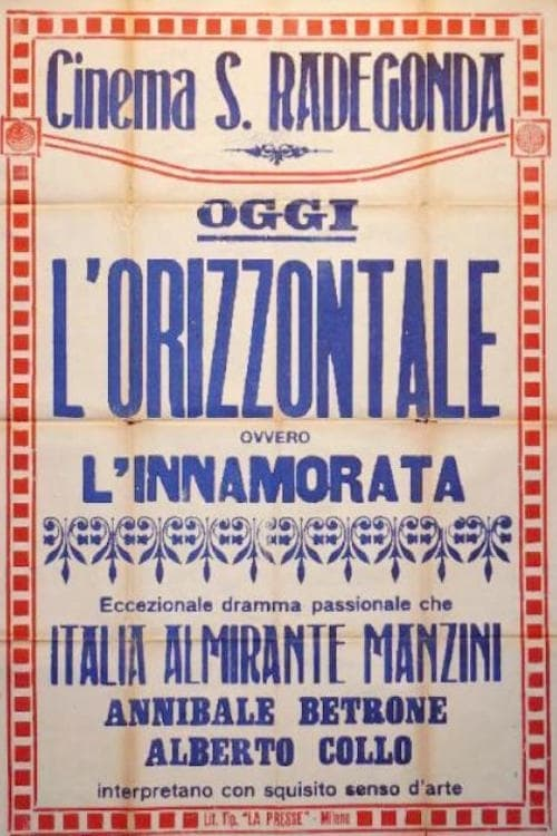 Ver L'innamorata Online HD Español (1920)