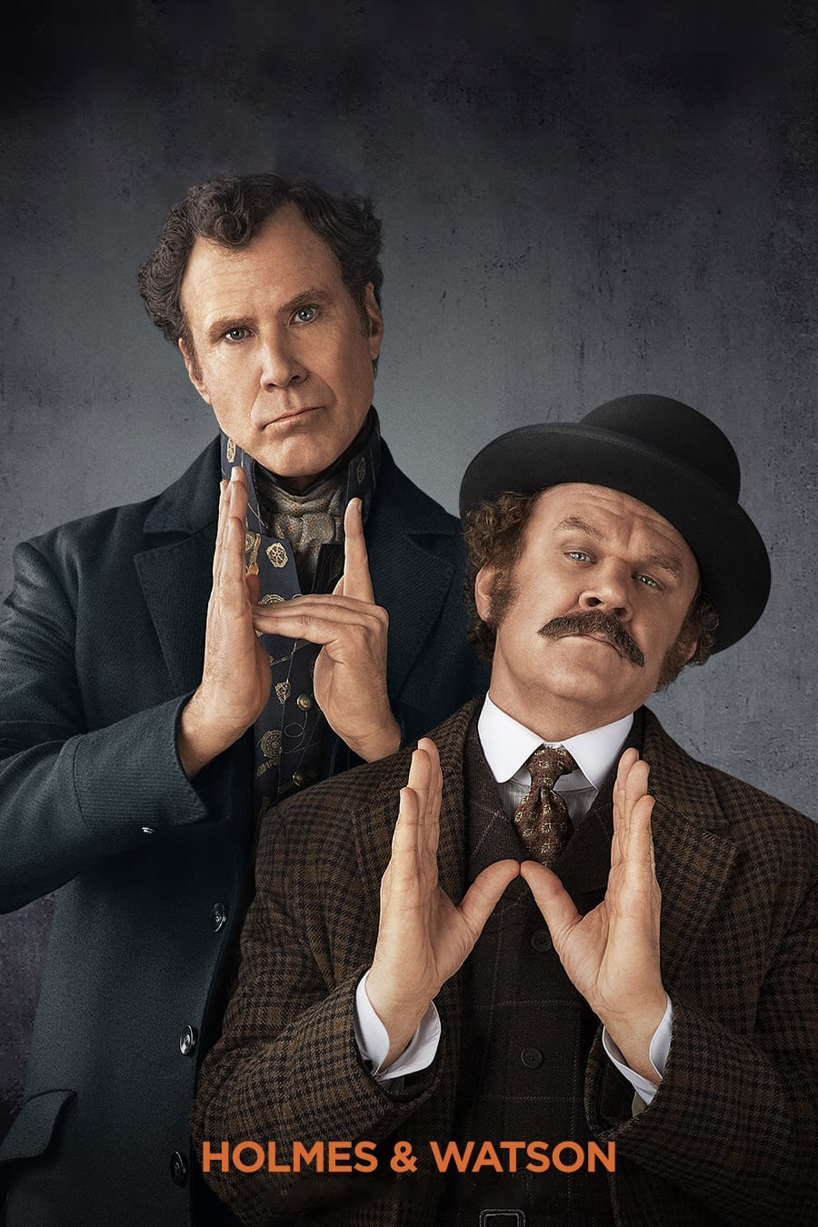 watch Holmes and Watson 2018 online free
