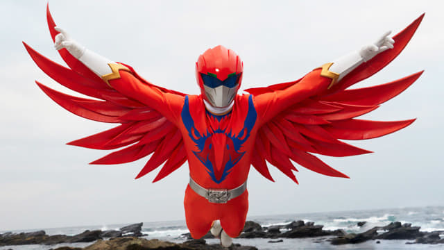 Super Sentai Season 40 :Episode 37  Monarch of the Heavens