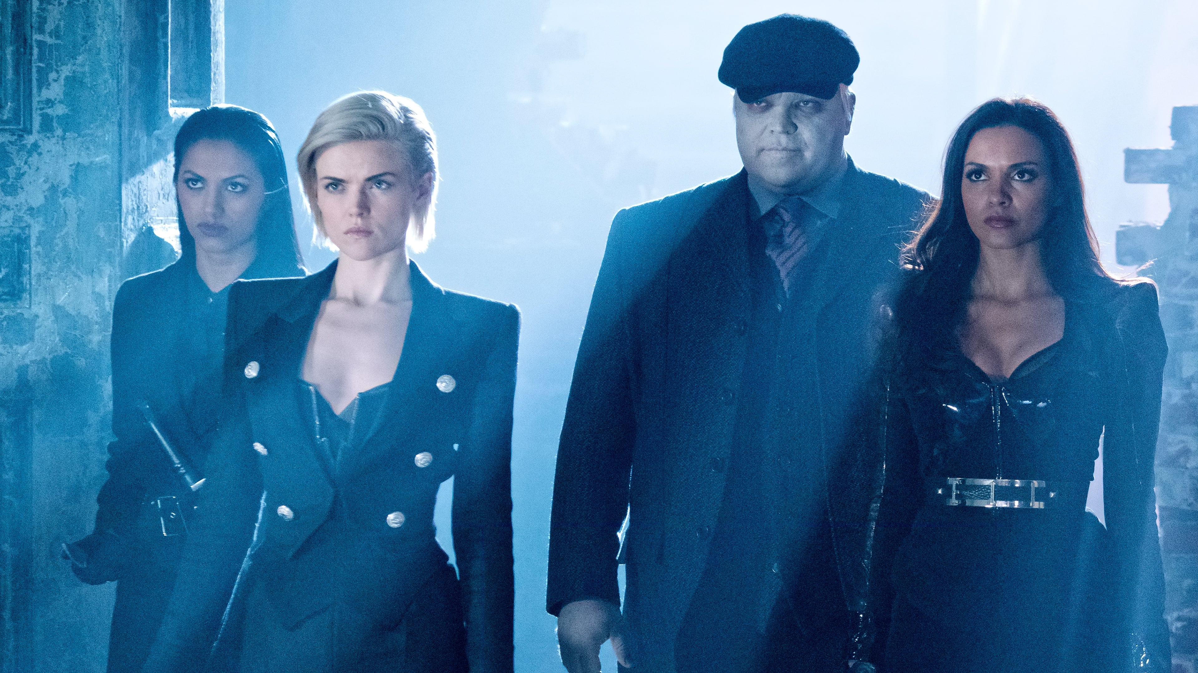 Gotham Season 4 :Episode 21  A Dark Knight: One Bad Day