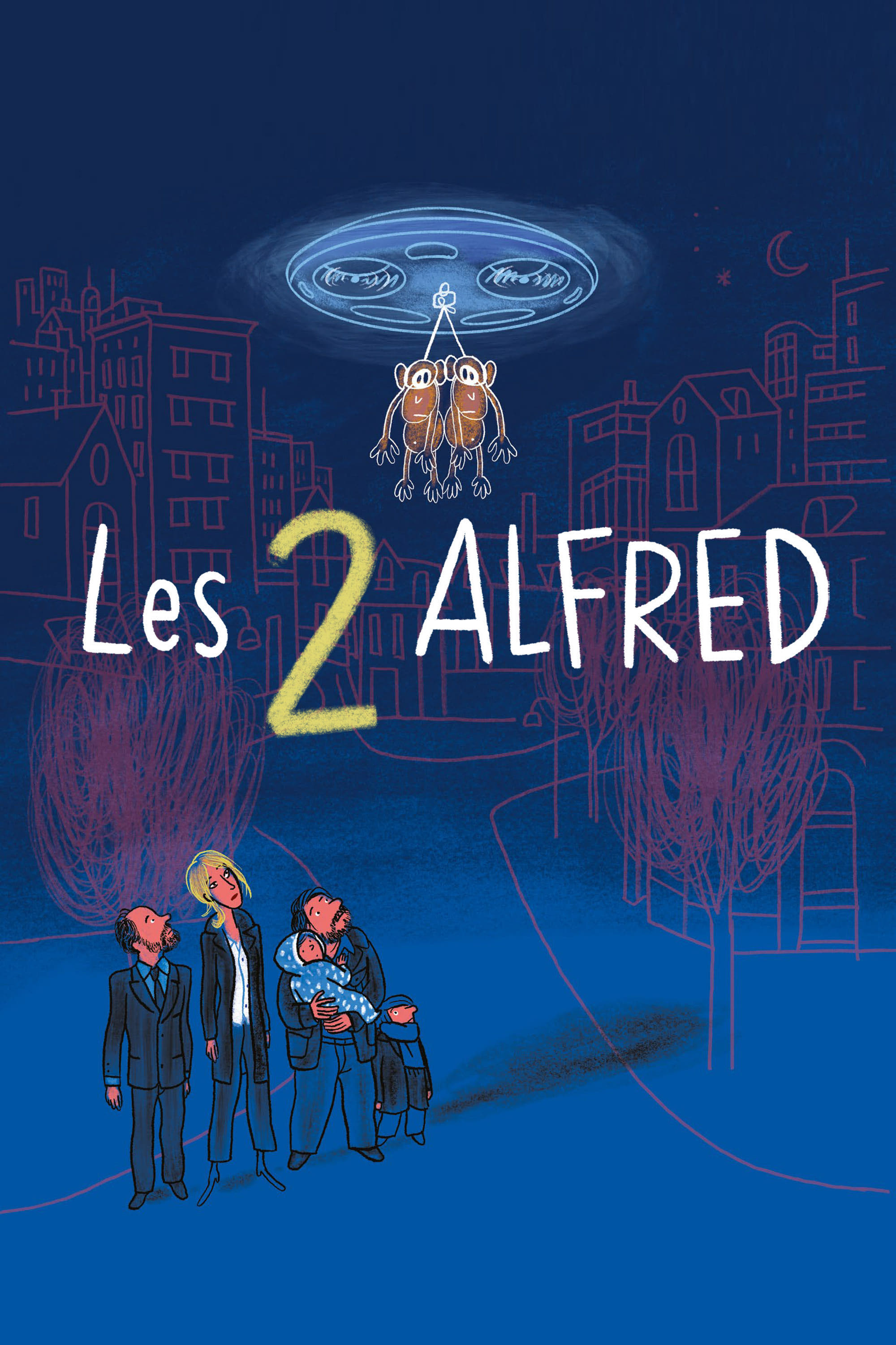 Les 2 Alfred streaming sur zone telechargement