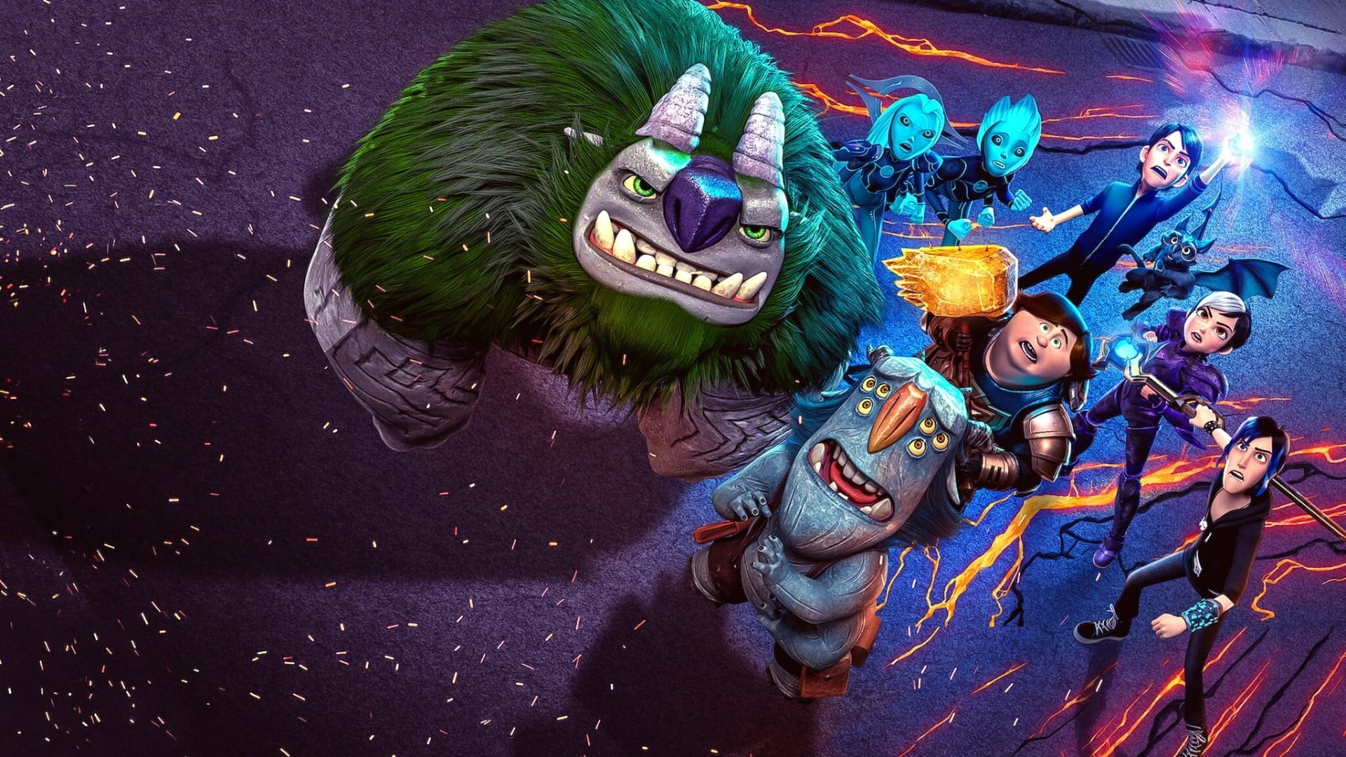 Trollhunters: Rise of the Titans (2021) Movie Streaming