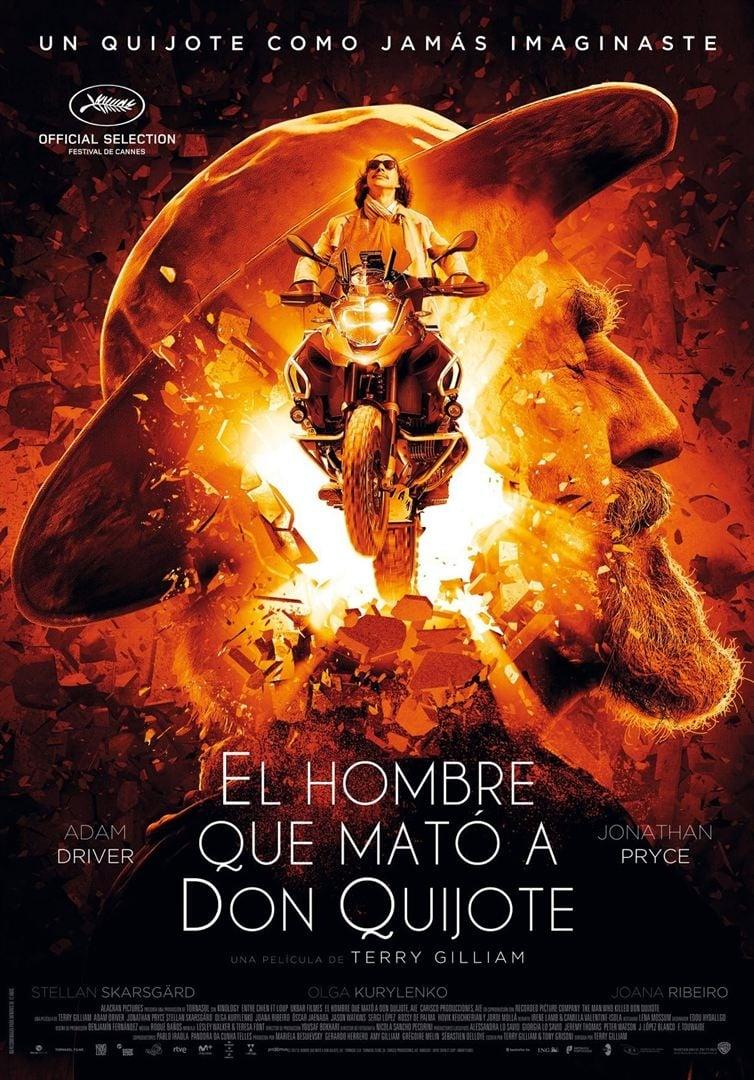 Póster El Hombre Que Mat� a Don Quijote