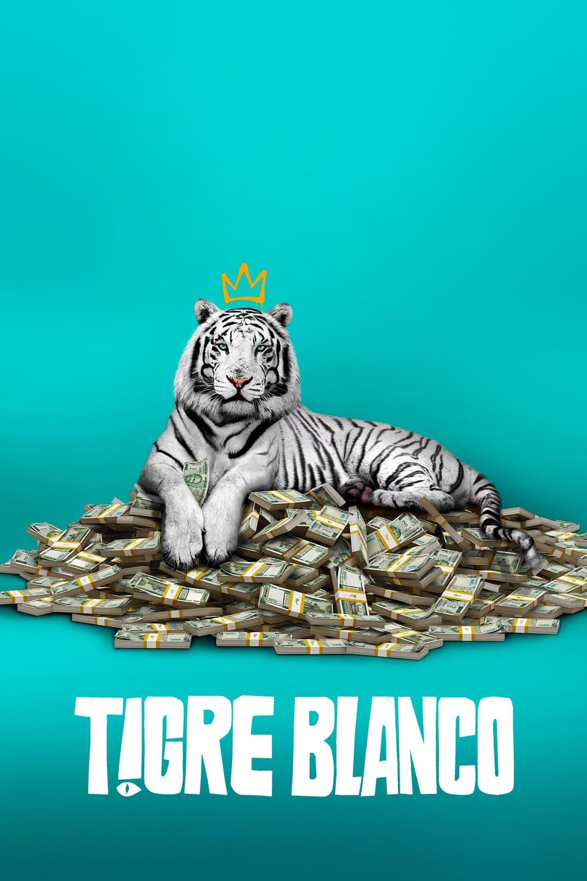 Tigre Blanco en Megadede