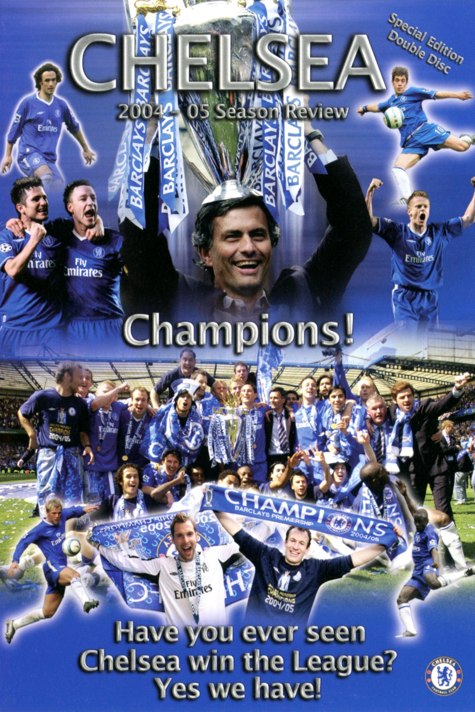 Chelsea FC - Season Review 2004/05 (2005)