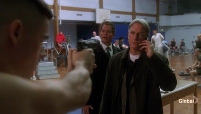NCIS Season 5 :Episode 10  Corporal Punishment
