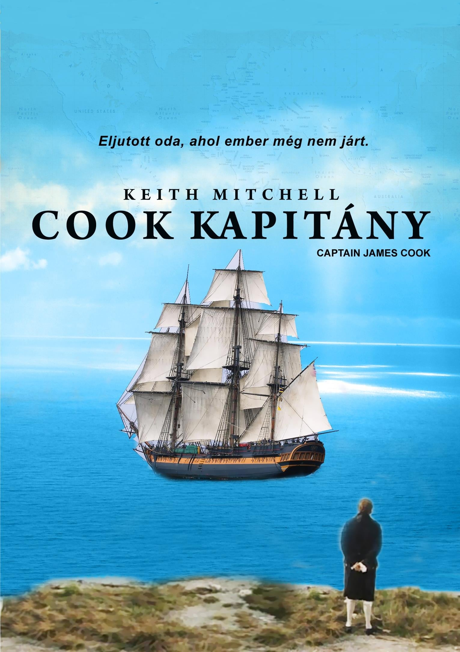 Captain James Cook (1988)