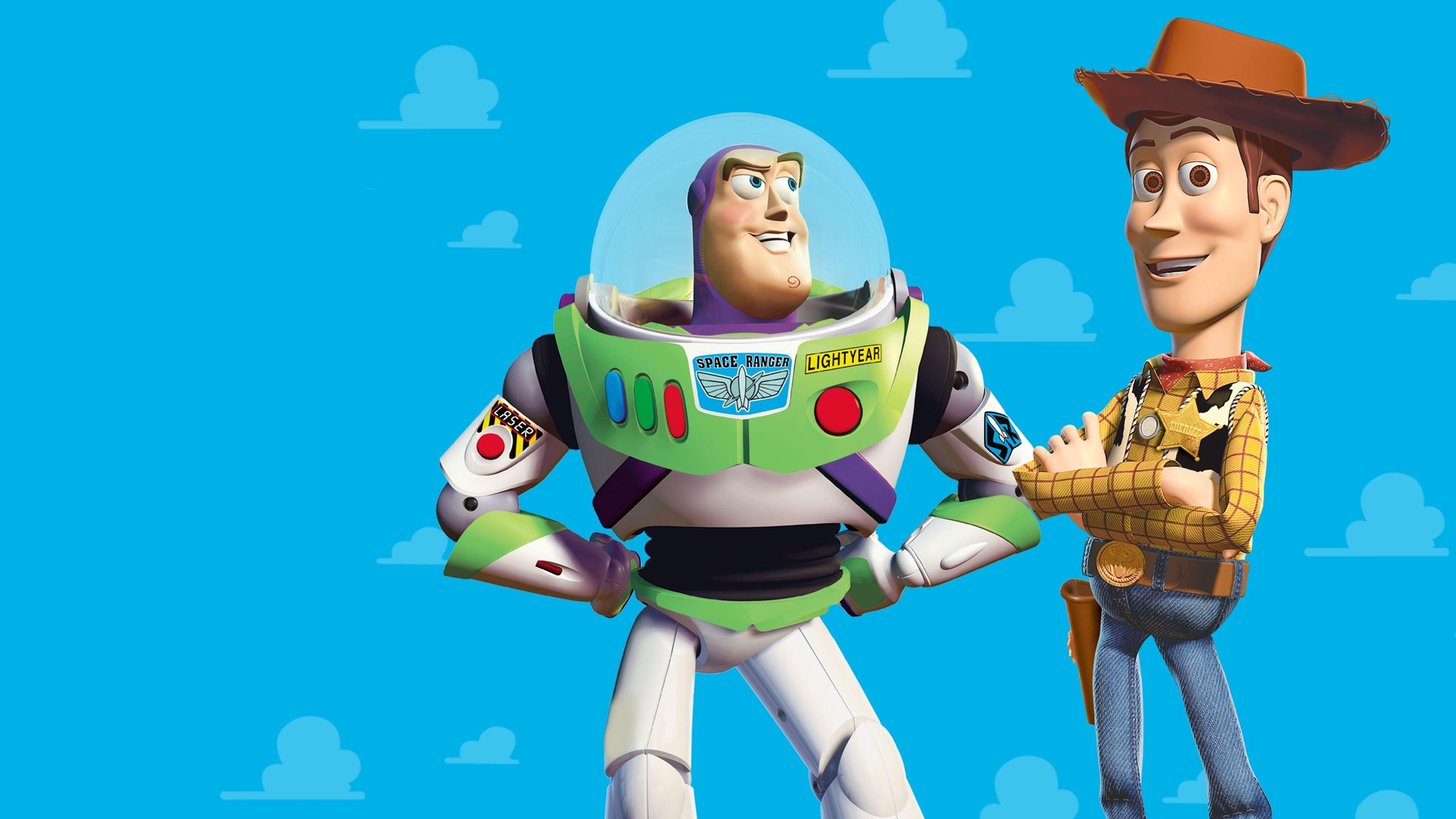 Toy Story – Um Mundo de Aventuras