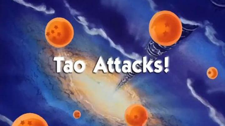 Dragon Ball Season 1 :Episode 60  Tao Attacks!