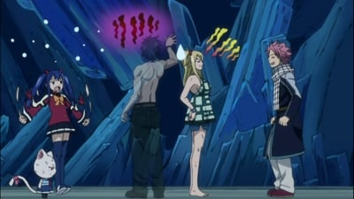 Fairy Tail Season 2 :Episode 38  Erza vs. Erza