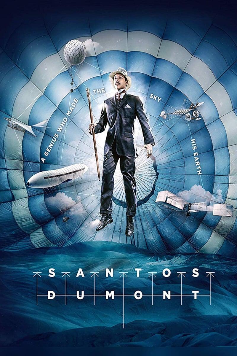 Santos Dumont Poster