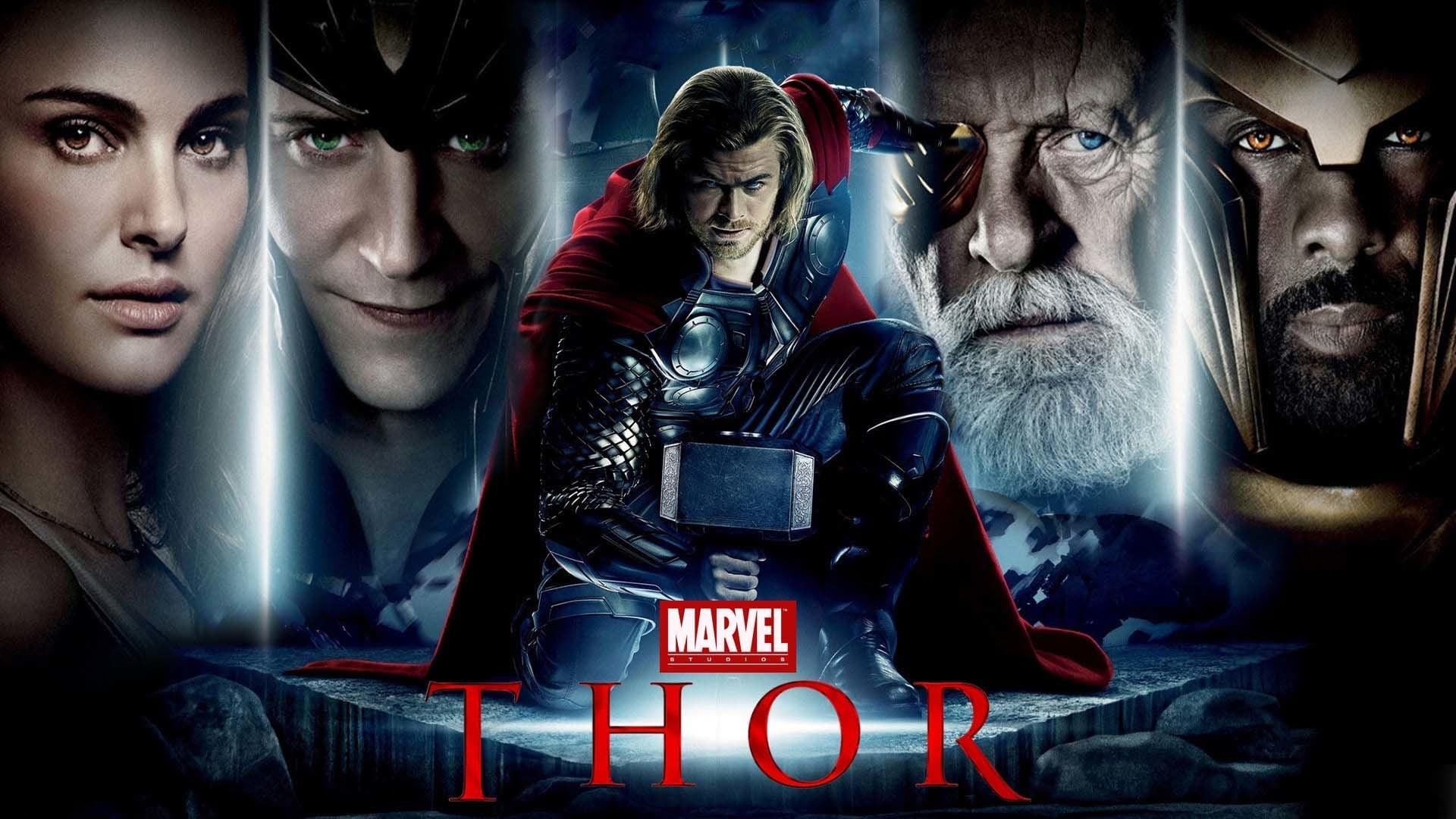 Тор: Богът на гръмотевиците