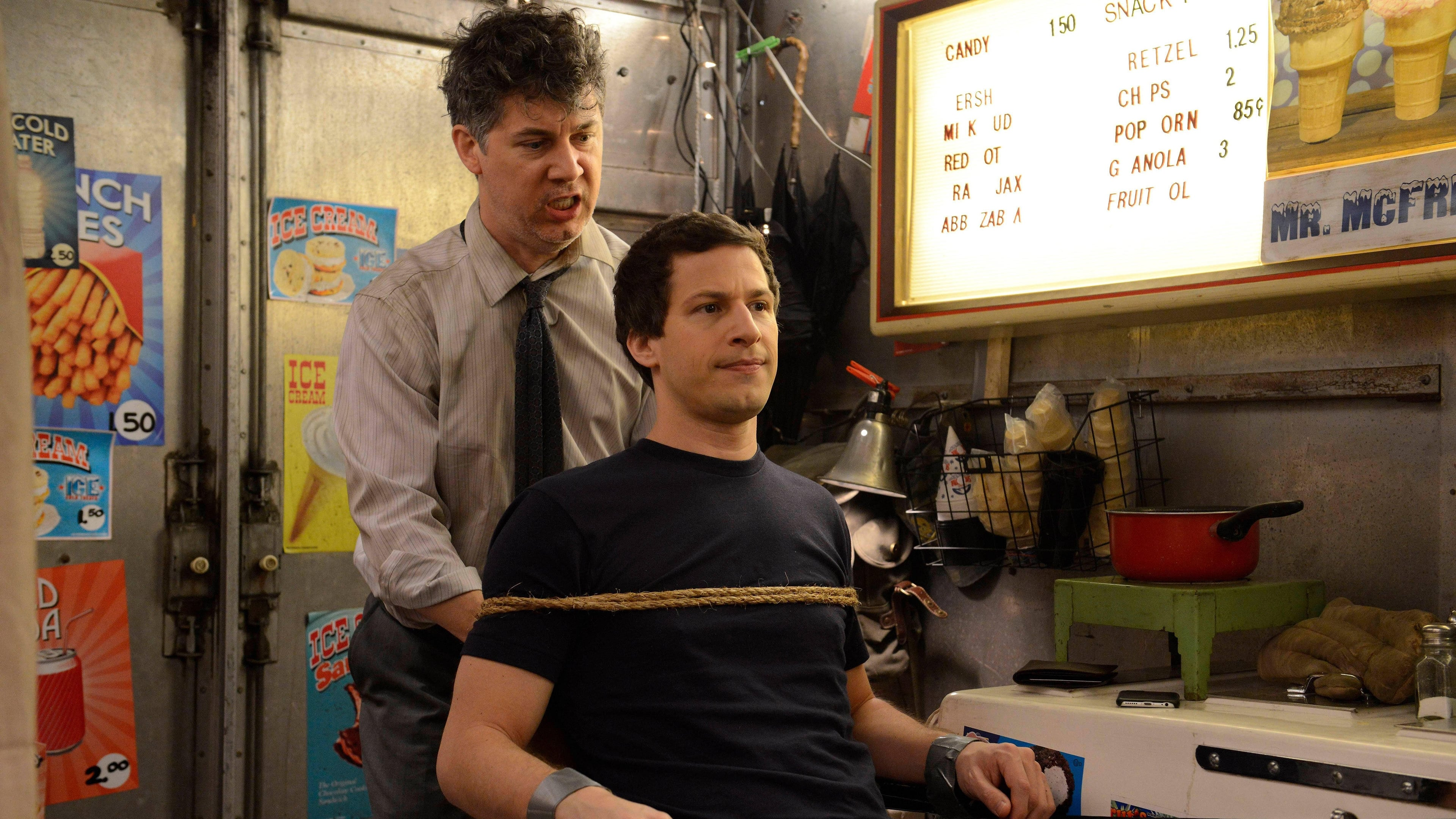 Brooklyn Nine-Nine Season 2 :Episode 19  Sabatoge