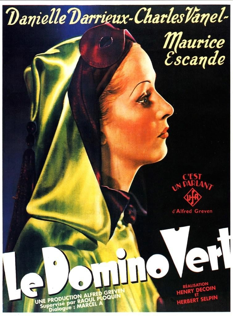 The Green Domino (1935)