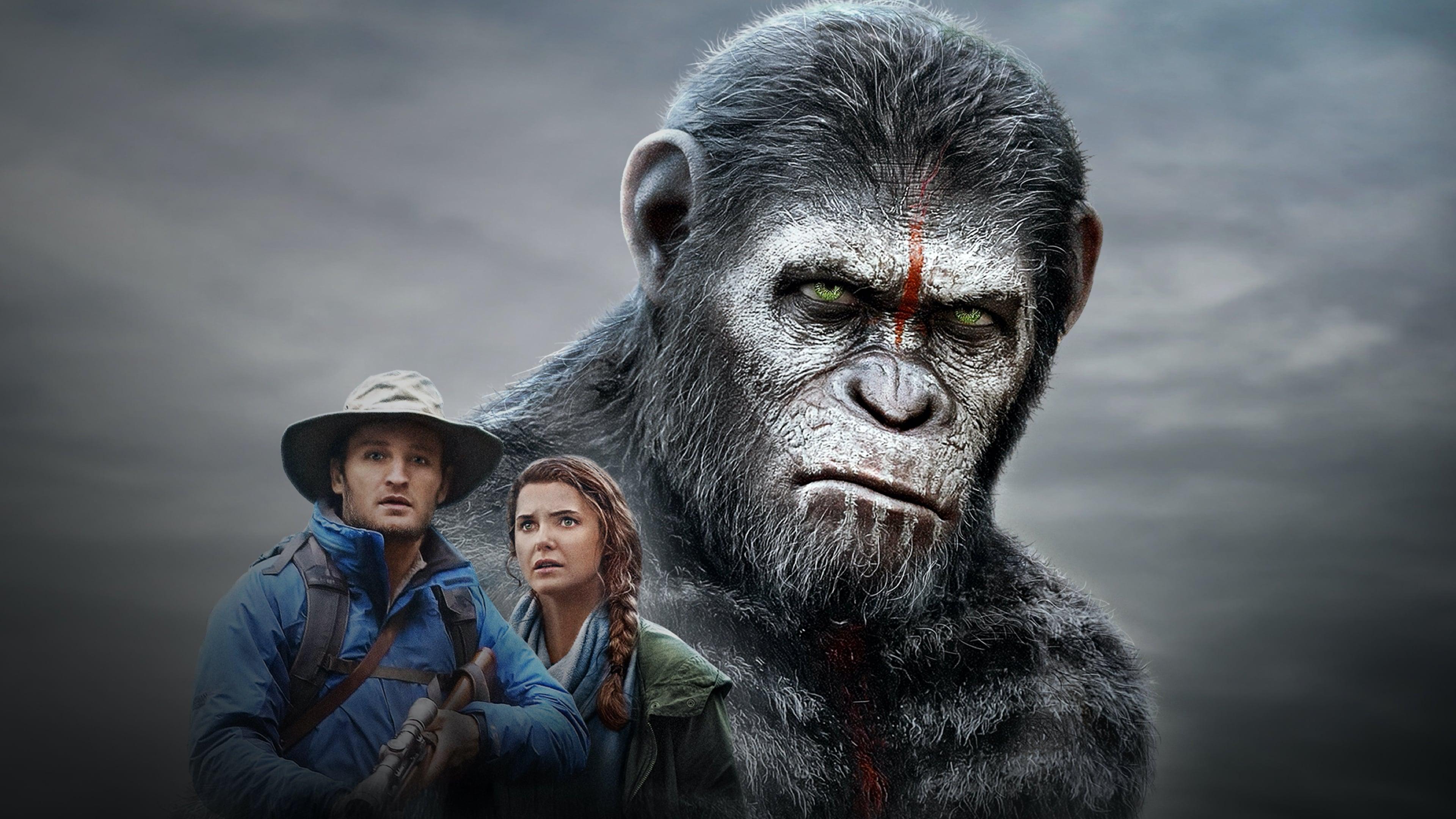 El Planeta de los Simios: Confrontación
