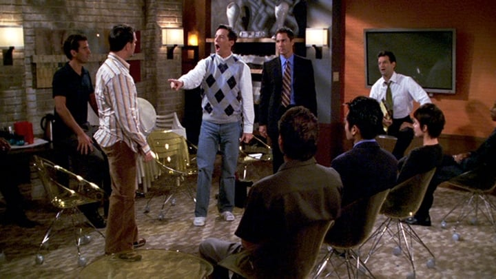 Will & Grace Season 7 :Episode 3  One Gay At A Time