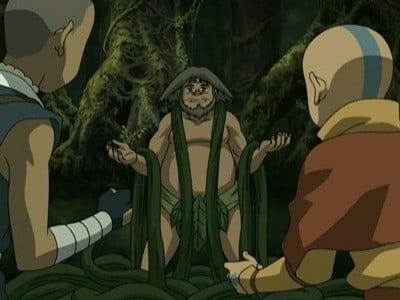 Avatar - Der Herr der Elemente Season 2 :Episode 4  Der Sumpf ruft