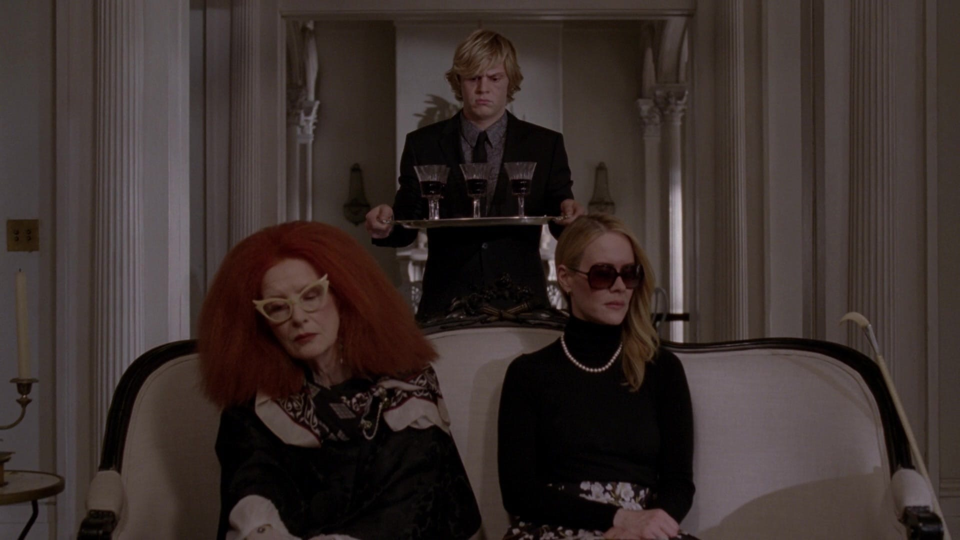 American Horror Story Season 3 :Episode 13  The Seven Wonders