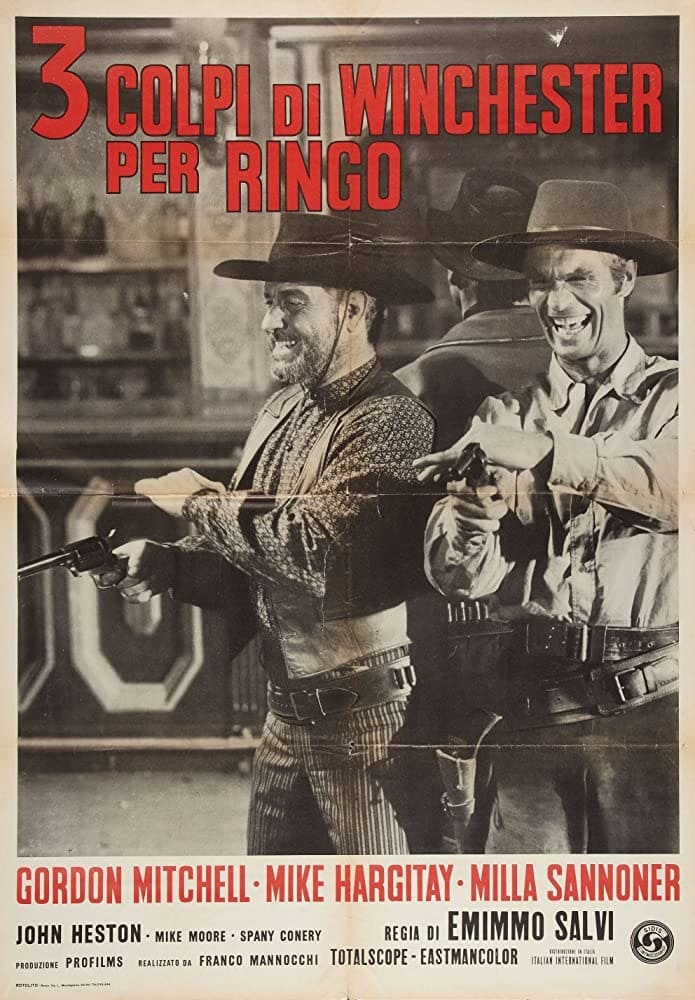 Three Bullets for Ringo (1966)